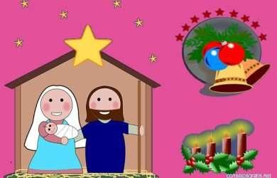 Bajar bonitos saludos Navideños para mis amigos