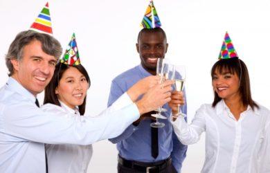 descargar mensajes de Año Nuevo para empresas, nuevas palabras de Año Nuevo para empresas