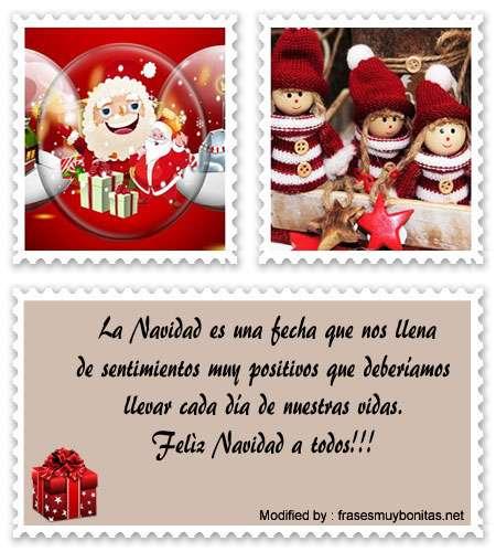 Descargar Frases Navideñas Para Compartir Saludos De