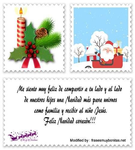Bonitas Frases De Navidad Para Mi Esposa Dedicatorias De