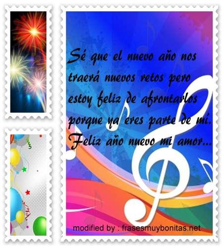 Bellas Frases De Ano Nuevo Para Mi Amorcito Con Imagenes