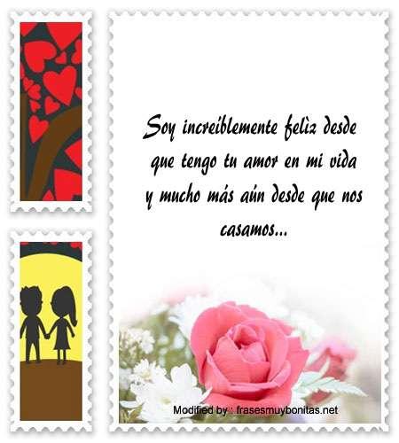 Lindos Mensajes De Amor Para Mi Esposa Frases De Amor