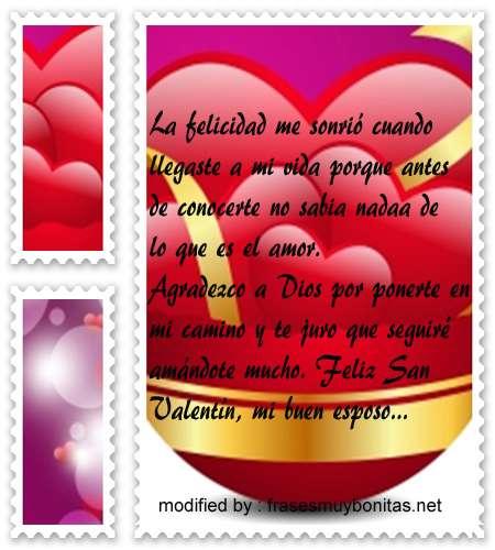 Tiernas Frases De San Valentin Para Tu Esposo Con Imagenes