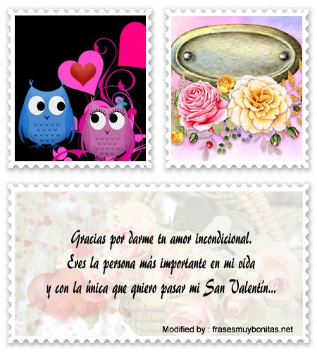 textos de amor por San Valentín para celular