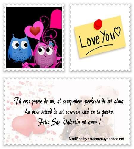 Las mejores dedicatorias de amor para novios por San Valentín para whatsapp