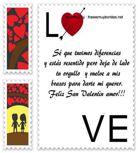 mensajes bonitos de amor y amistad