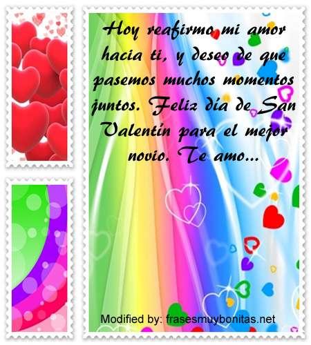 mensajes de amor para san valentin,nuevo sms para saludar a mi novio por san valentin