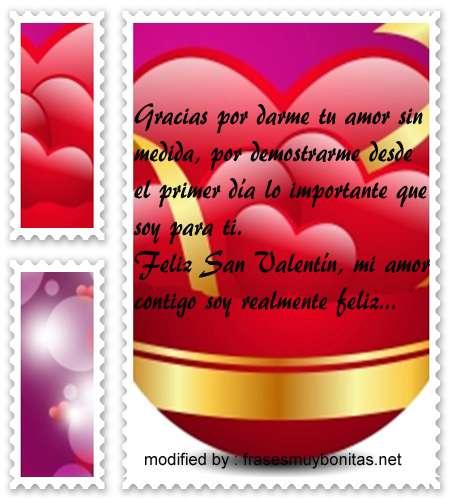 Bellos Mensajes Para Mi Novio Por San Valentin Con Imagenes