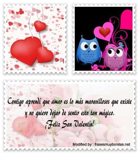 Frases románticas de Feliz Día de San Valentín, mi linda princesa