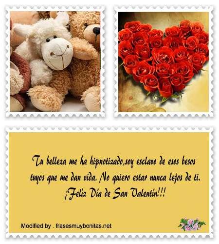 Poemas de amor para enviar por whatsapp por San Valentín