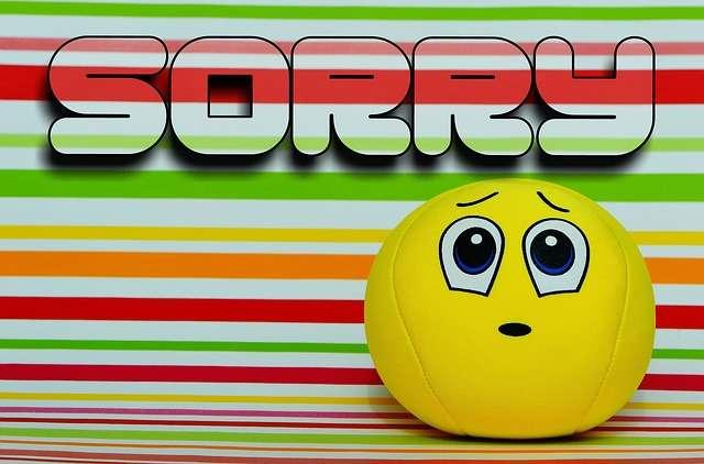 buscar bonitas palabras para pedir perdòn a mi amigo