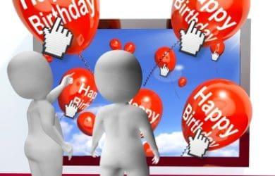 descargar mensajes de cumpleaños para Facebook , nuevas palabras de cumpleaños para Facebook