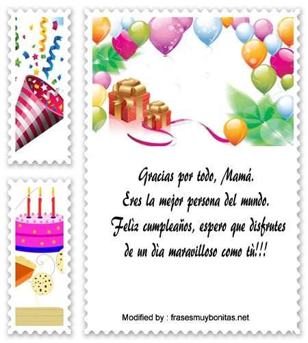 descargar mensajes bonitos de cumpleaños para mi Mamà,mensajes de texto para cumpleaños para mi Mamà