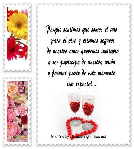 Frases Bonitas De Amor Para Invitaciones De Boda