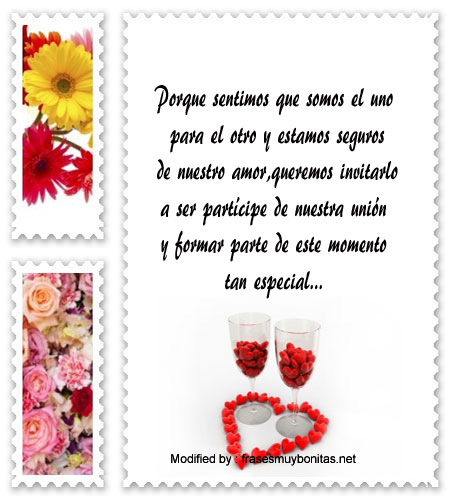 Bonitas Frases De Amor Para Partes Matrimoniales Frases
