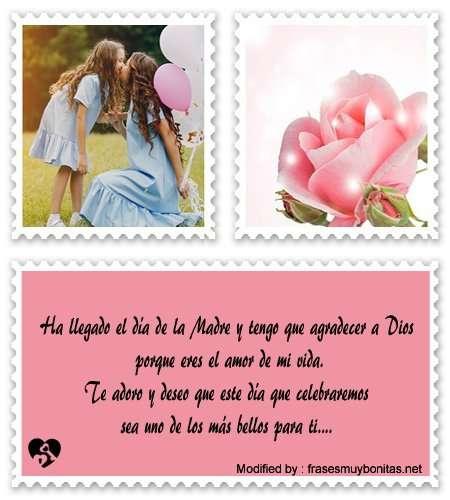 tiernos mensajes por el día de la Madre para tu esposa