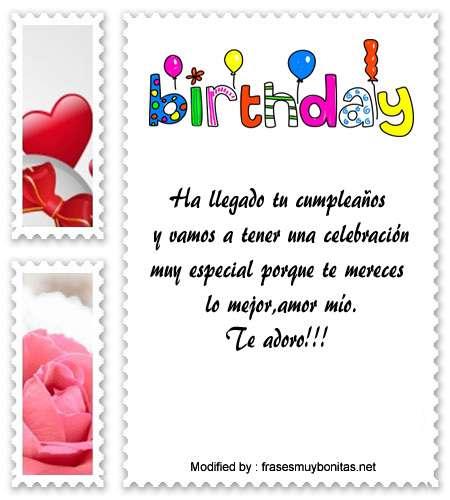frases con imàgenes de cumpleaños para mi novia,saludos de cumpleaños para mi novia
