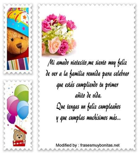 Compartir Mensajes De Cumpleaños Para Mi Nieto Saludos De Cumpleaños Frasesmuybonitas Net