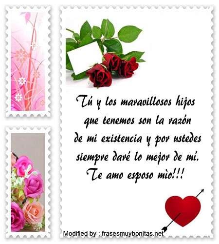 Compartir Mensajes Románticos Para Mi Esposo Frases De Amor
