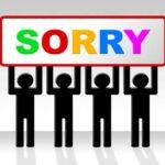 bonitos pensamientos de disculpas para un amigo, los mejores mensajes de disculpas para un amigo