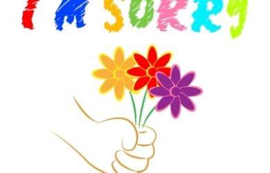 buscar pensamientos para pedir perdón, lindas frases para pedir perdón
