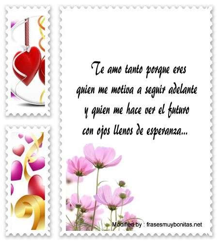 Lindos Mensajes De Amor Para Mi Novia Frases De Amor