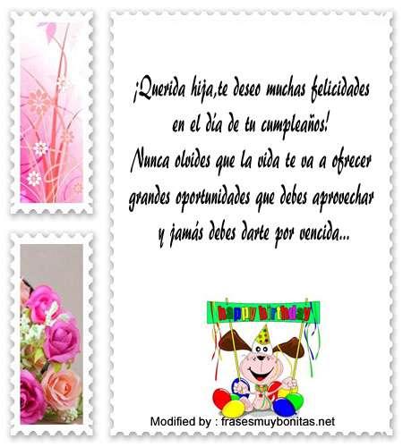 descargar mensajes de cumpleaños para mi hija,mensajes bonitos de cumpleaños para mi hija