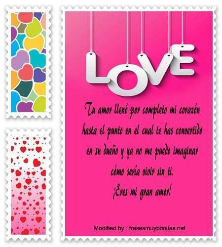Nuevos Mensajes Románticos Para Conquistar Frases De Amor