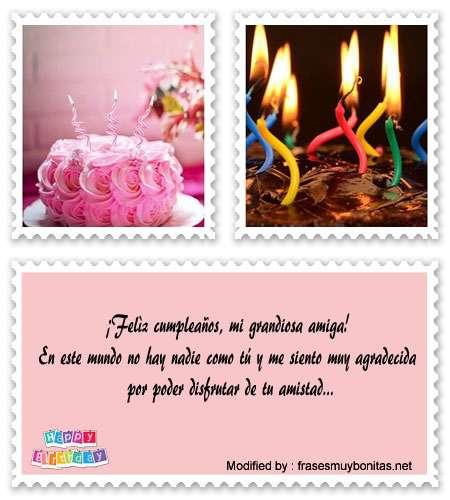 saludos de feliz cumpleaños para enviar
