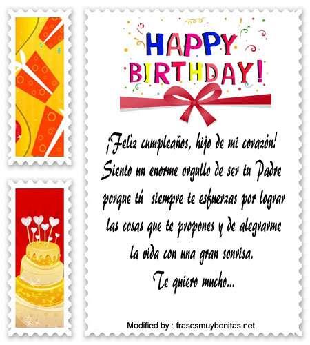 descargar mensajes bonitos de cumpleaños para mi hijo,mensajes de texto para cumpleaños para mi hijo