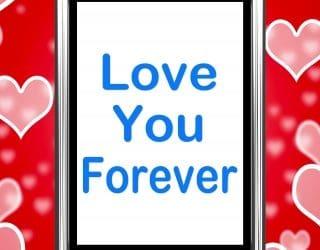 buscar mensajes románticos para tu amor, compartir palabras de amor para tu pareja