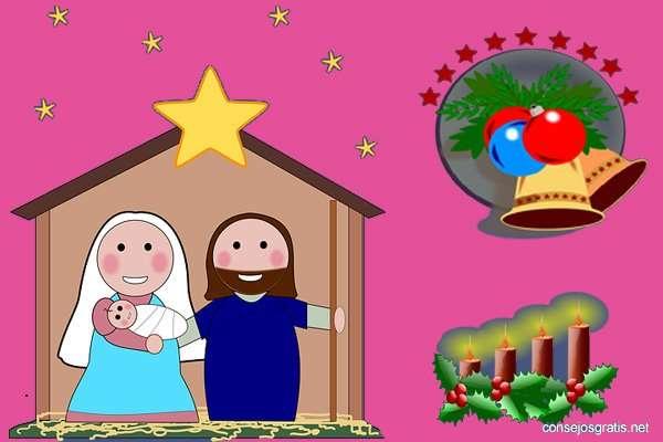 Originales saludos de Navidad