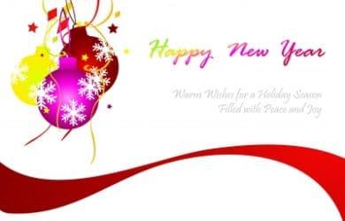nuevas palabras de Año Nuevo para un ser querido, bajar frases de Año Nuevo para tus seres queridos