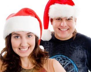 ejemplos de mensajes de Navidad para la chica que te gusta, enviar nuevos textos de Navidad para la chica que me gusta