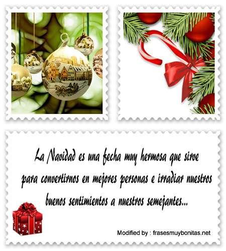 descargar mensajes para enviar en Navidad