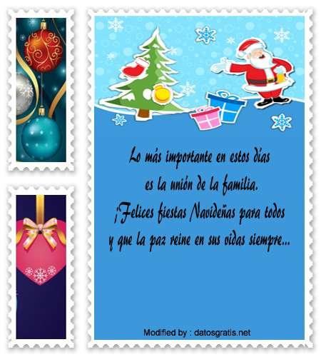 Frases y tarjetas de Navidad para enviar por celular