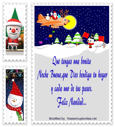 Descargar mensajes de Navidad para celulares