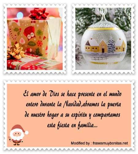mensajes para enviar en Navidad