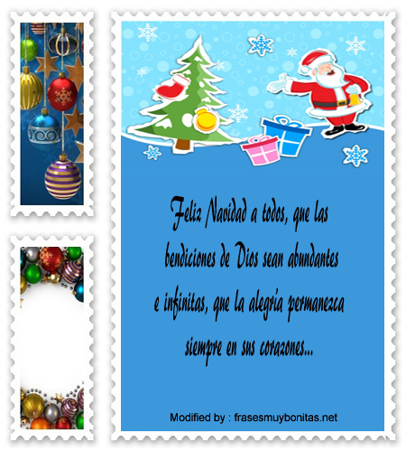 compartir frases de Navidad para amigos por Facebook, descargar gratis pensamientos de Navidad para Facebook