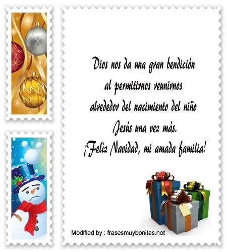 Frases con imàgenes de Navidad para Facebook