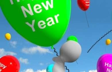 nuevas palabras de Año Nuevo para amigos que están lejos, bajar mensajes de Año Nuevo para amigos que están lejos