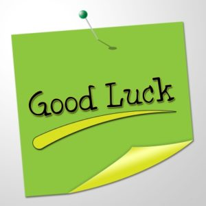 bajar palabras positivas para desear buena suerte