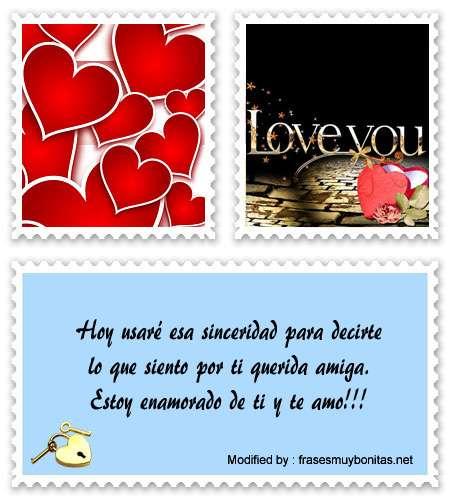 tarjetas con declaraciones de amor