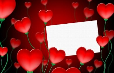 bajar bellos mensajes para el Día de los enamorados, buscar nuevas dedicatorias para el Día de los enamorados