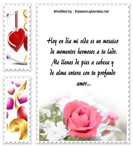 Bellos Mensajes De Amor Para Enamorados Frases De Amor