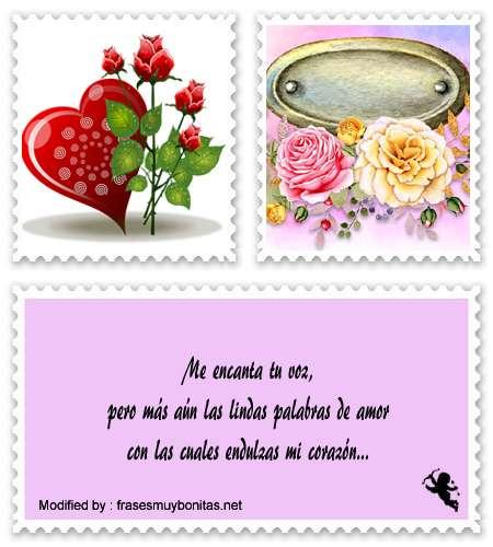 Descargar lindos mensajes de amor