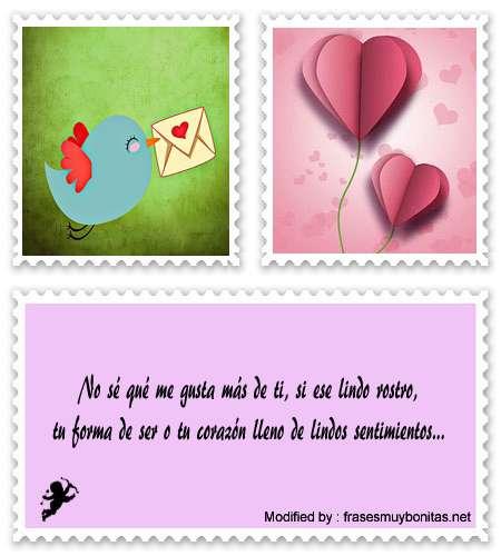 Originales dedicatorias romànticas para enamorar a mi novia