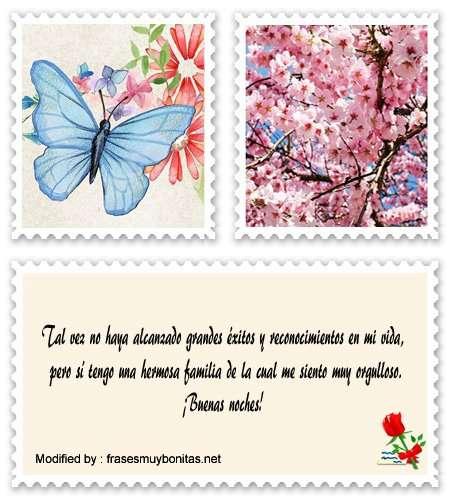 Bonitas tarjetas de dulces sueños mi amor para novios