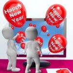 ejemplos de mensajes de Año Nuevo para celulares, buscar frases de Año Nuevo para whatsapp