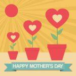 enviar nuevos pensamientos por el Día de la madre para tu mamá, bajar mensajes por el Día de la madre para mi mamá